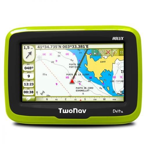 TwoNav Delta Europe GPS de auto-moto/marine/avion