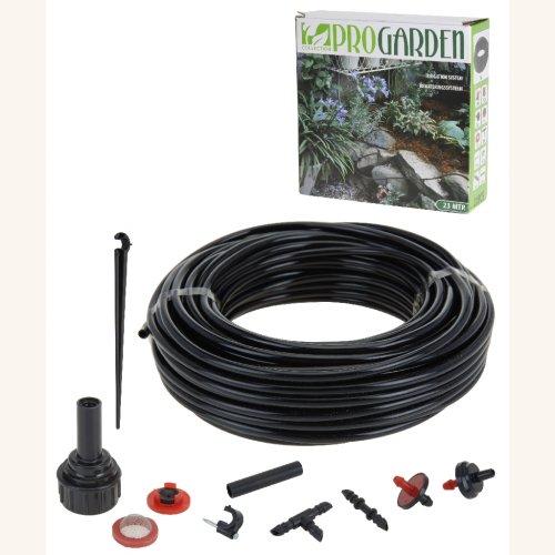 Bewässerungssystem Garten Bewässerung 23 Meter 71-tlg. - GARDENA Kompatibel - Gartenschlauch
