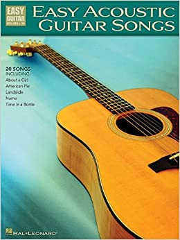 Easy Acoustic Guitar Songs: Easy Gitar With Notes & Tab  Easy Guitar with Notes & Tab  available at Amazon for Rs.683