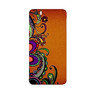 Phone Candy Designer Back Cover with direct 3D sublimation printing for Xiaomi Mi5