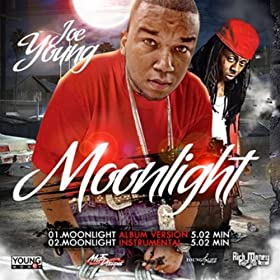 Moonlight (feat. Lil Wayne) [Instrumental]