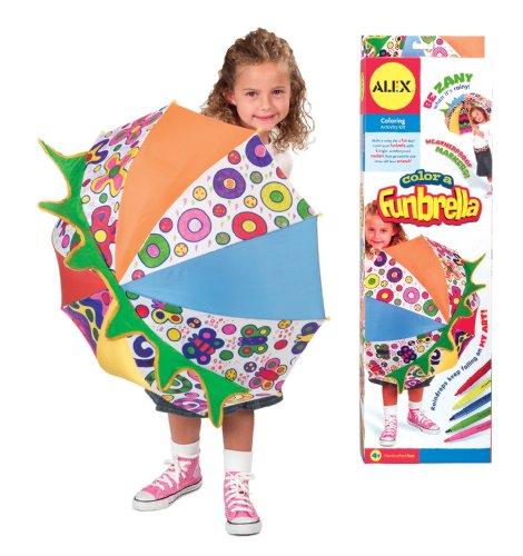 Color A Funbrella Umbrella Kit