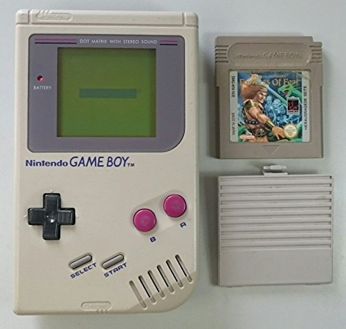 GameBoy - Konsole #grau