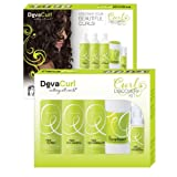 DevaCurl Curl 3-Step Discovery Kit with No-Poo®, One Condition & Light Defining Gel
