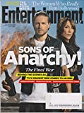 Entertainment Weekly October 10 2014 Charlie Hunnam and Katey Segal Sons of Anarchy!