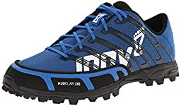 Inov-8 Mudclaw 265 Trail Running Shoe,Blue/Black,10.5 M US