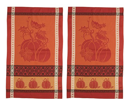 Kay Dee Designs Thanksgiving Kitchen Oversized Woven Jaquard ...