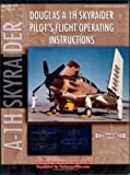 Image of Douglas A-1H Skyraider Pilot's Flight Operating Instructions