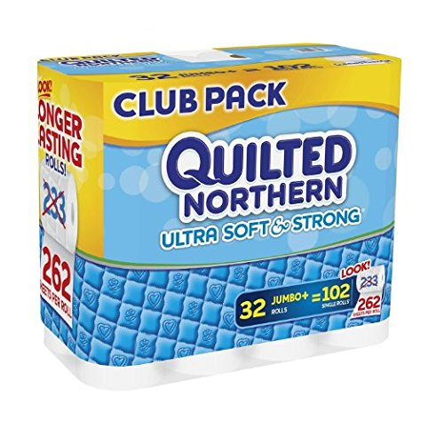 Quilted Northern Ultra Soft & Strong 2-ply Bathroom Tissue -