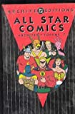 img - for All Star Comics Archives HC Vol 07 book / textbook / text book