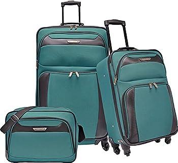Traveler's Choice Richmond 3-Pc. Spinner Luggage Set