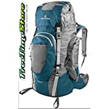 Ferrino Chilkoot  Zaino Trekking, Blu, 75 l
