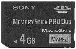 SONY メモリースティック Pro Duo Mark2 4GB MS-MT4G