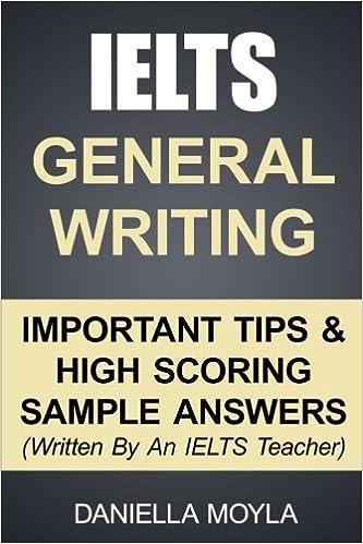 Ielts general writing essay topics