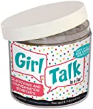 Free Spirit Publishing Girl Talk in a Jar: Questions and Conversation Starters (Card Set)