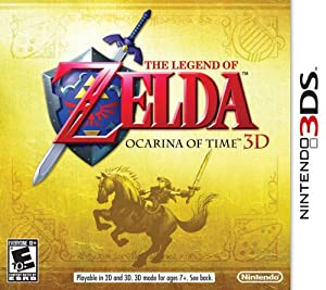 The Legend of Zelda: Ocarina of Time 3D by Nintendo
