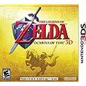 The Legend of Zelda: Ocarina of Time 3D for Nintendo 3DS by Nintendo