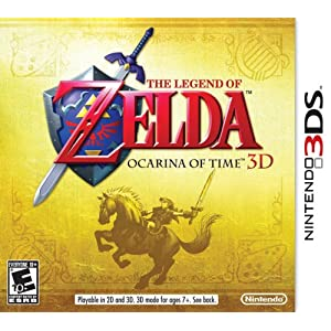 The Legend of Zelda: Ocarina of Time 3D on Nintendo 3DS