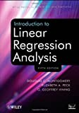 img - for Introduction to Linear Regression Analysis book / textbook / text book
