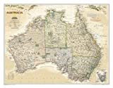 Australia Executive Wall Map (tubed)