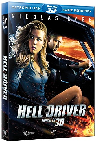 Hell Driver [Blu-ray 3D]
