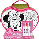 Tara Toy Minnie Color N Style Heart Purse