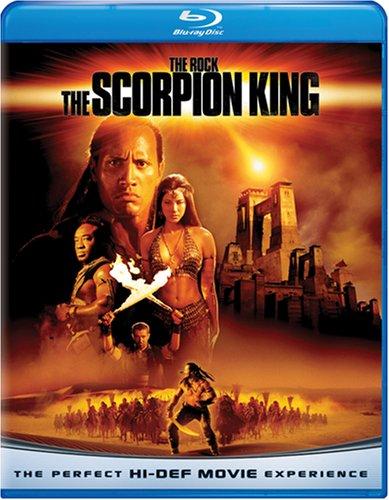 Царь Скорпионов / The Scorpion King (2002/BDRip/HQ)