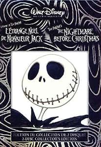 L'Étrange Noël de monsieur Jack (Bilingual)