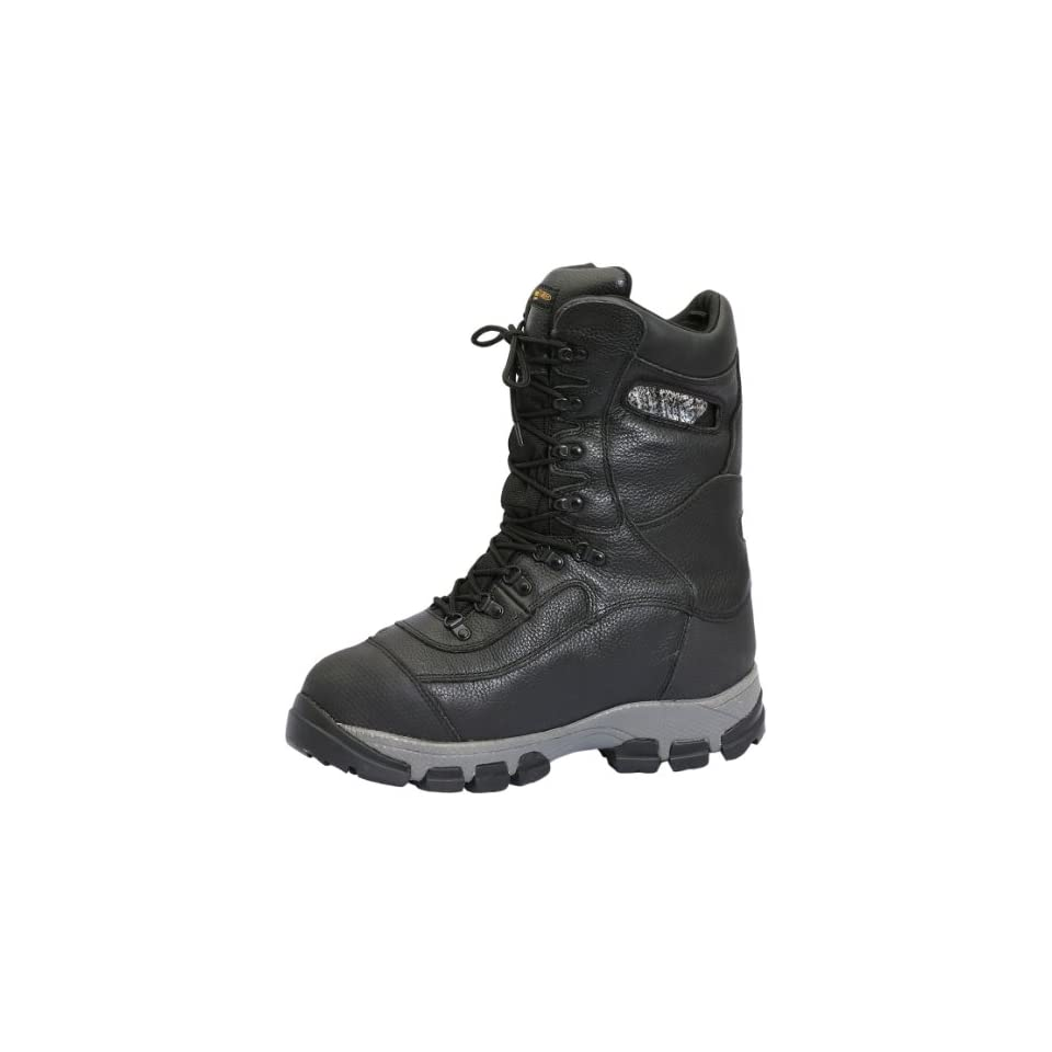 Ice Armor 8607 Onyx Boots, Size 10