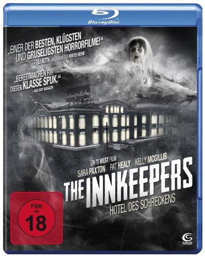 The Innkeepers - Hotel des Schreckens [Blu-ray]