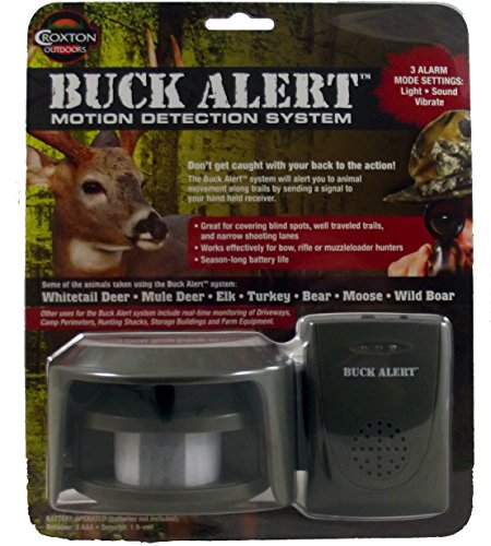 Buck-Alert-Motion-Detector-Set-System