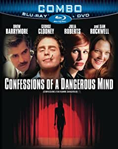 Confessions of a Dangerous Mind [Blu-ray + DVD]
