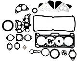 DNJ HGS100 Graphite Head Gasket Set for 79-90 Chrysler Eagle Hyundai Mitsubishi 4 Cyl. 1.4L 1.5L 86 90 SOHC 8V G12B G15B G4AJ G15B