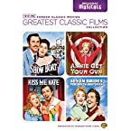 TCM Greatest Classic Films: Broadway Musicals DVD Set