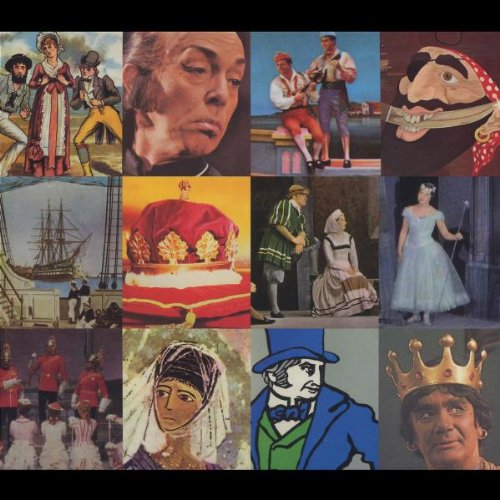 The Complete Gilbert & Sullivan (Box Set) by Arthur Sullivan, Isidore Godfrey, Royston Nash, Charles Mackerras and Malcolm Sargent