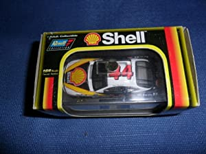 1998 NASCAR Revell Collection . . . Tony Stewart #44 Shell Pontiac Grand Prix 1/64 Diecast . . . Limited Edition 1 of 10,080 . . . Certificate of Authenticty Enclosed