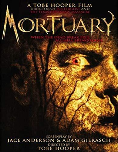 DVD : Mortuary (DVD)