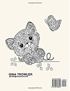 Cat Lover: Adult Colouring Book: Best Colouring Gifts for Mum, Dad, Friend, Women, Men and Adults Everywhere: Beautiful Cats - Stress Relieving Patterns