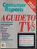 CONSUMER REPORTS Toyota Tercel Chevrolet Sprint Hyundai Excel Dodge Omni 3 1987