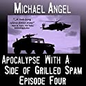 Apocalypse with a Side of Grilled Spam: Episode Four (The Strangelets Series) Audiobook by Michael Angel Narrated by Jon Goffena