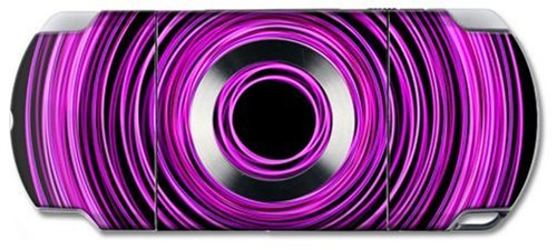 Wrapstar Circulitis Pink Graphic Skin for PSP Slim & Lite (PSP)
