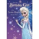 Disney Frozen Birthday Card