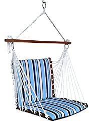 Hangit Polyester Premium Hammock Chair Swings with Cushion