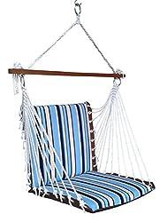 Hangit Polyester Premium Hammock Chair Swings with Cushion