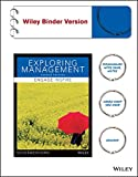 img - for Exploring Management, Binder Ready Version book / textbook / text book