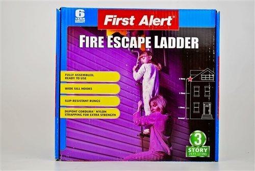 First Alert 25 ft. Fire Escape Ladder