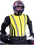 Oxford Bright Top Active Reflective Hi-Vis Bike Cycle Waistcoat 30
