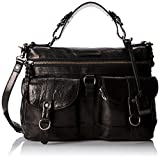 FRYE Josie Satchel Top Handle Handbag