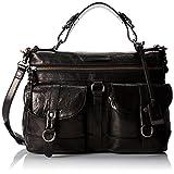 FRYE Josie Satchel Top Handle Handbag