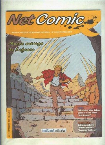 Net Comic Numero 15 (Septiembre 2012)